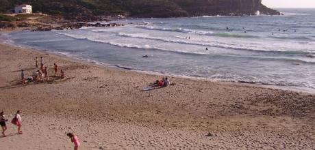 spiaggia a pochi metri dalla casa